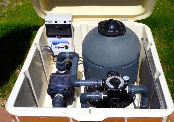 Piscinas y ocio escribano piscinas bombas for Bombas saci para piscinas