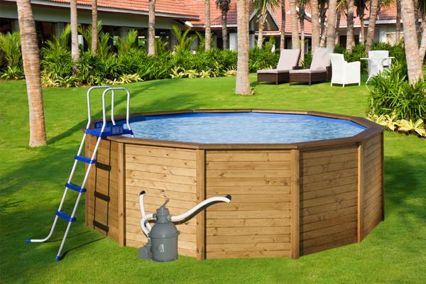 Piscinas y ocio escribano piscinas piscinas elevadas - Piscinas elevadas de madera ...